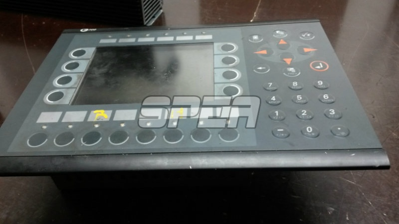Ovládací panel E700