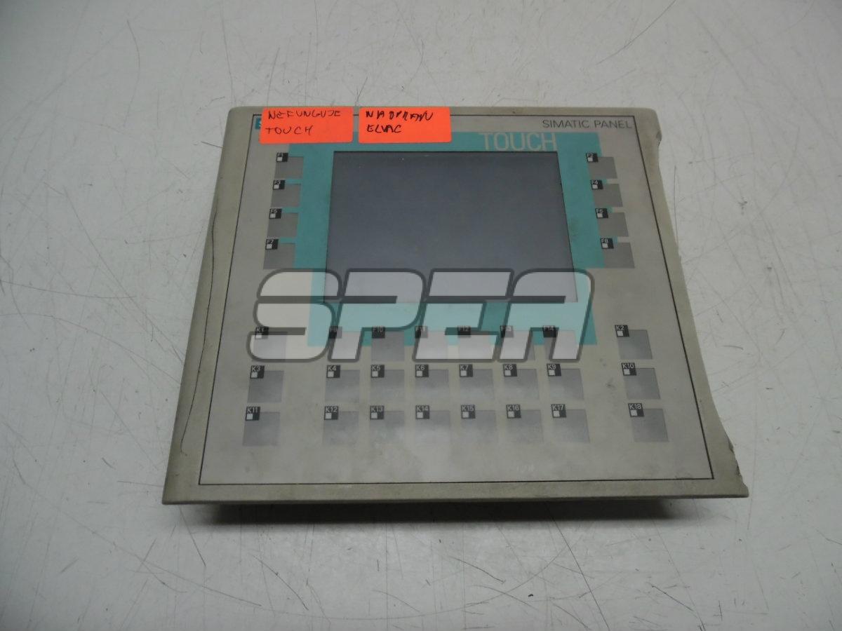 Operátorský panel OP177B